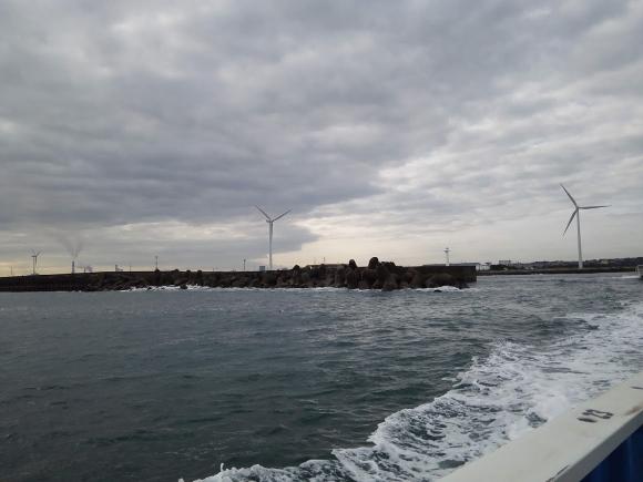 鹿島灘はまぐり祭り 2018 乗船体験 船 海 港