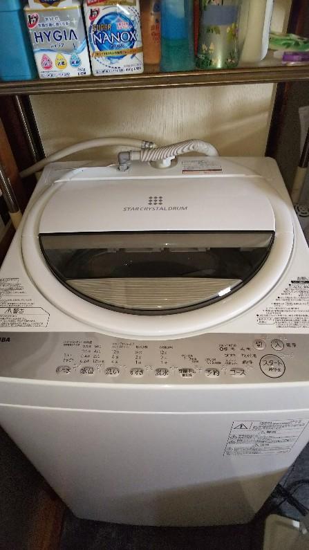 2019.2.14 洗濯機