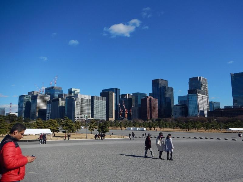 Tokyo growing
