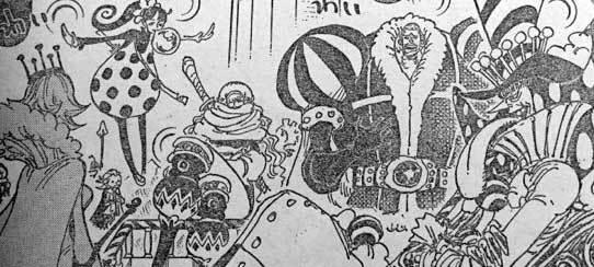 ワンピース ビッグマム海賊団