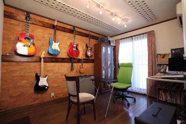 7丁目ギター明石