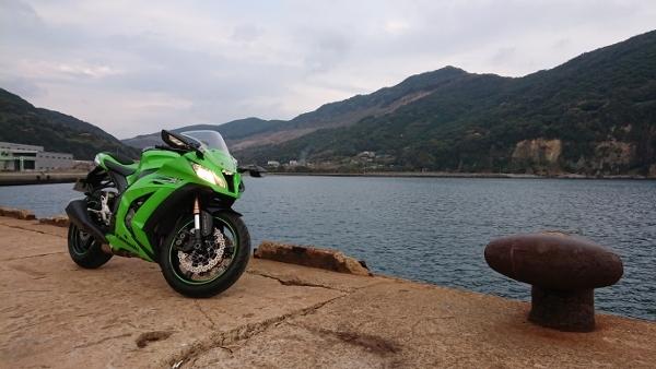 2018年12月 バイク