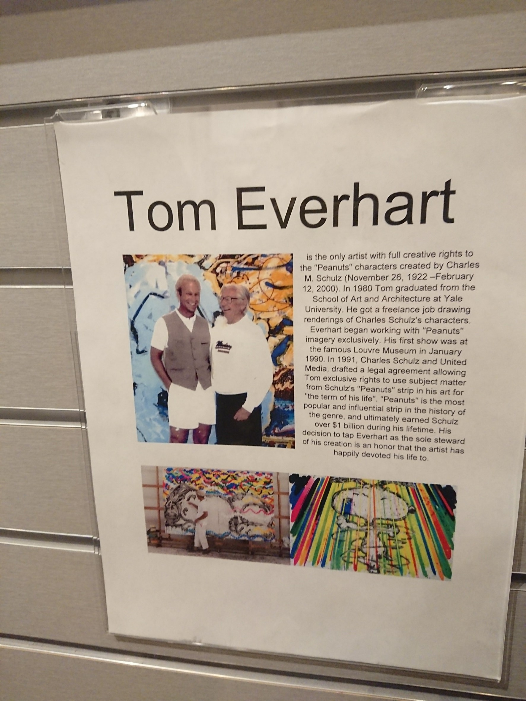 2019アメリカ買い付け Tom Everhart