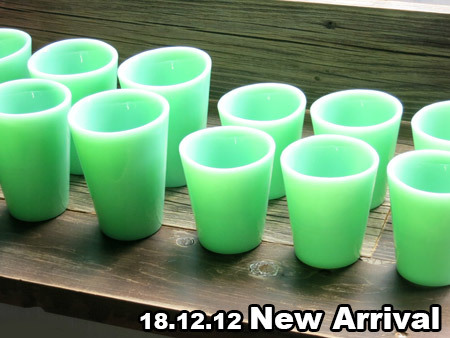 日本のハンドメイドミルクガラスブランド