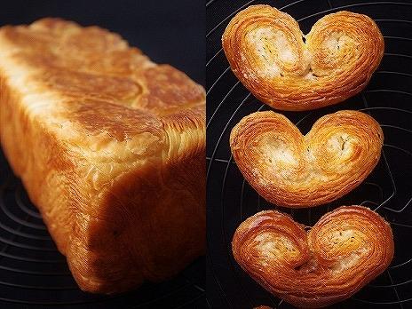 デニッシュ食パン・パルミエ