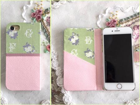 iphone 手帳型ケース (2)
