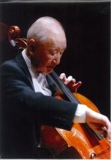 チェロ奏者 92歳