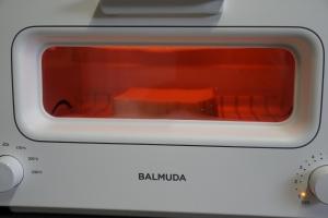 バルミューダ オーブン1