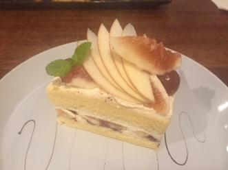 イチジクケーキ