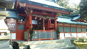 平成最後の神谷神社