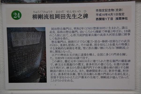1811_柳剛流_幸手市郷土資料館