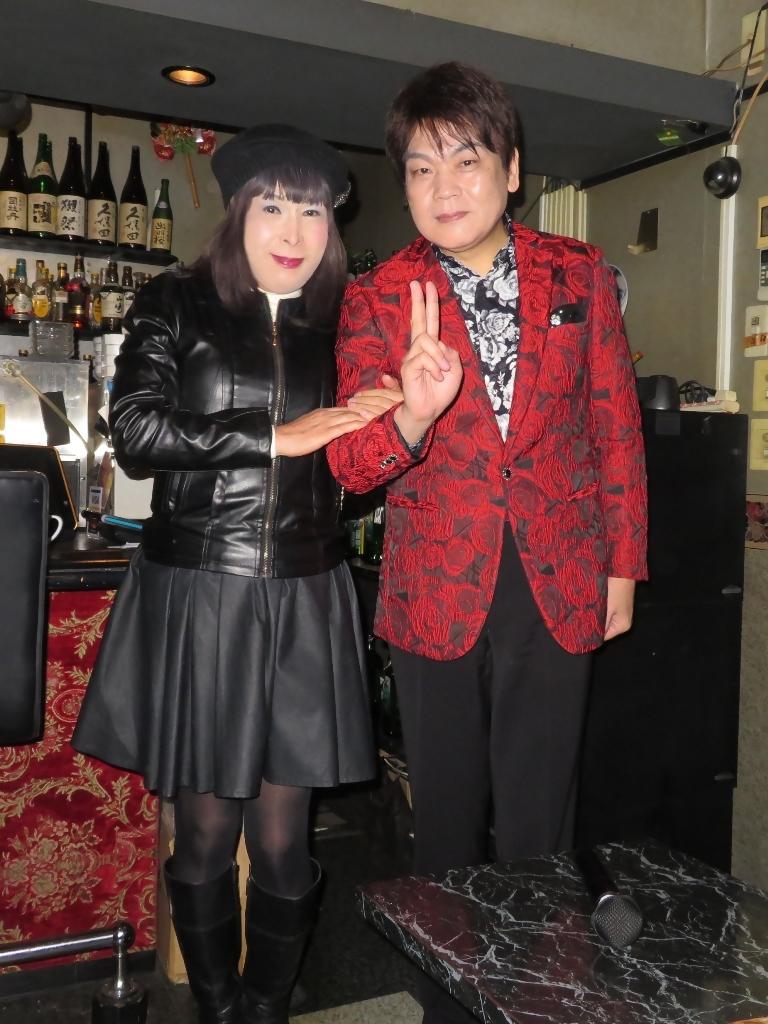 日本クラウン叶竜也さんと(2)