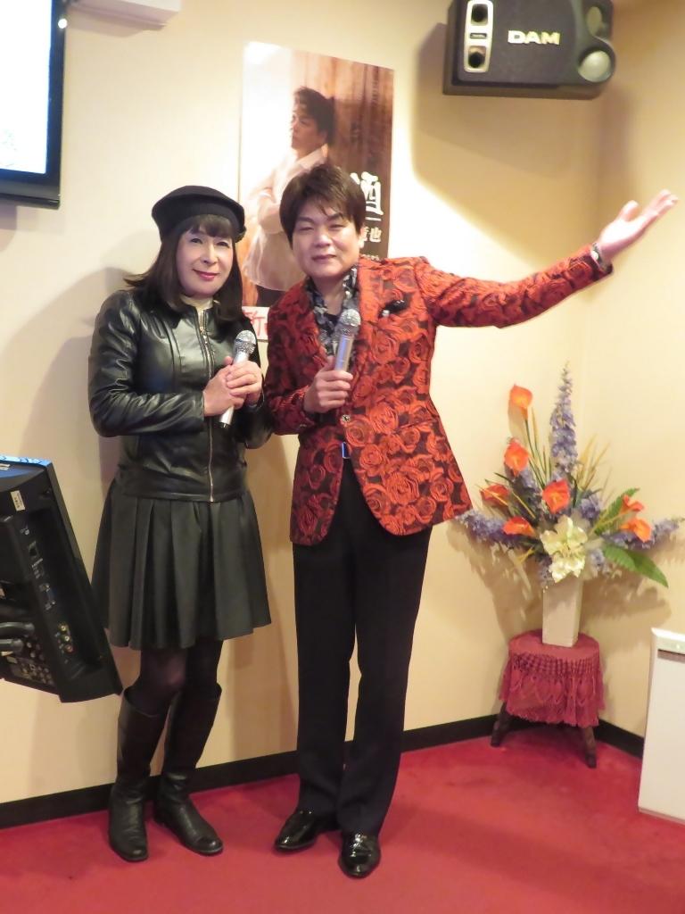 日本クラウン叶竜也さんと(4)
