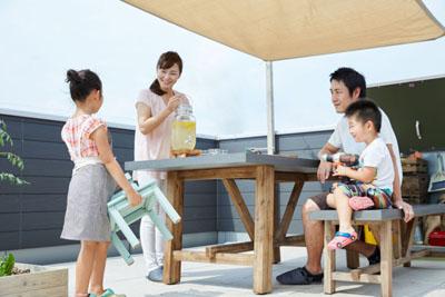 堺で屋上リビング05