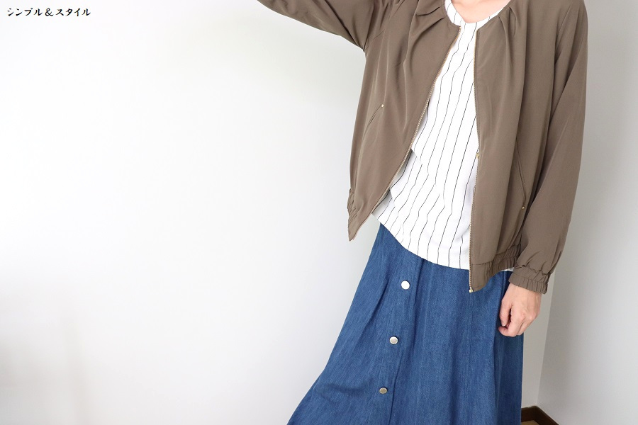 水色スカート310204その4