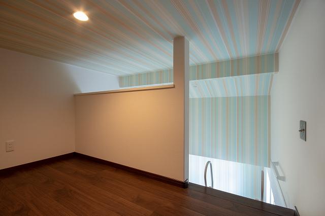 2階 子供室ロフト