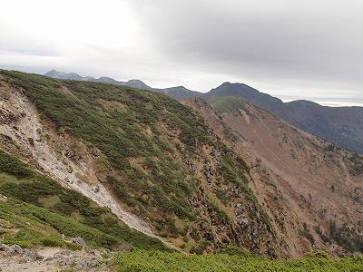 9乗鞍岳PA100095