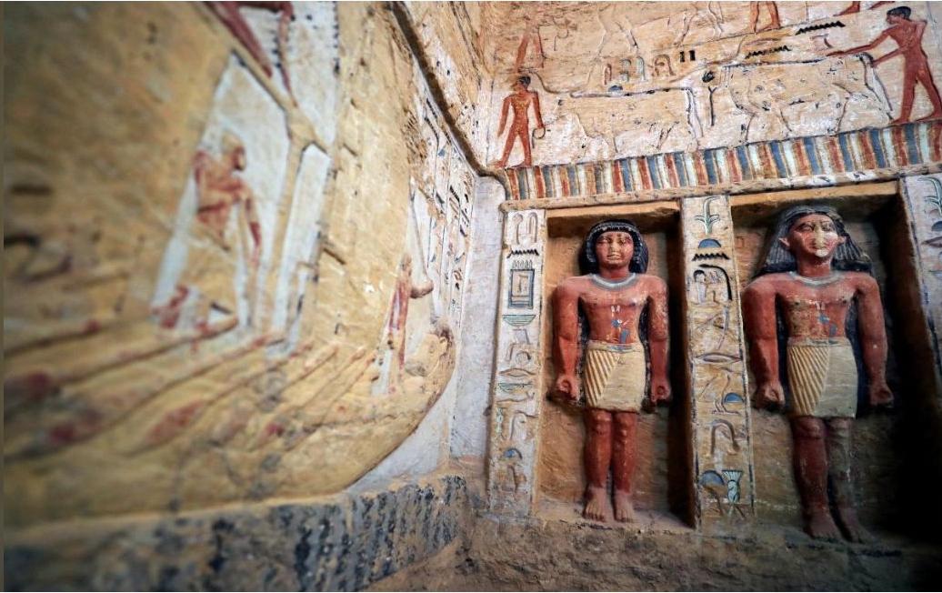 エジプト墓