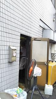 20180907ラーメン二郎三田本店(その1)