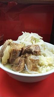 20180907ラーメン二郎三田本店(その5)