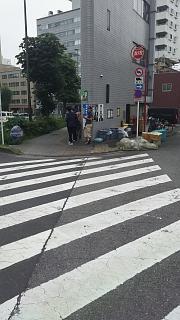 20180623ラーメン二郎三田本店(その1)