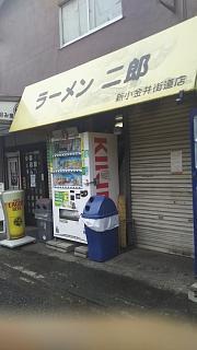 20180623ラーメン二郎新小金井街道店(その2)