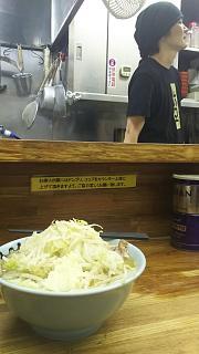 20180623ラーメン二郎新小金井街道店(その27)