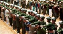中国ウイグル人弾圧