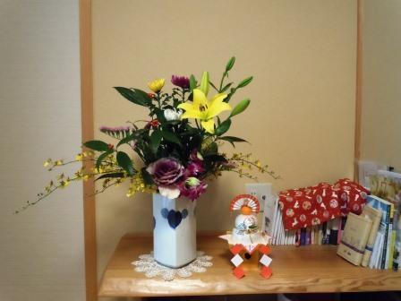 正月花(草場茂也作)9