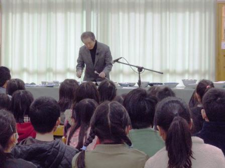 有田中部小コンサート(2019-02-01)5
