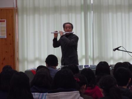 有田中部小コンサート(2019-02-01)10