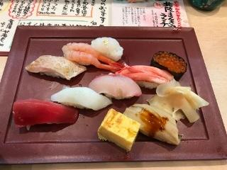 まいもん寿司ランチ