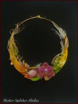 20190210 アレンジ  13  花の展覧会