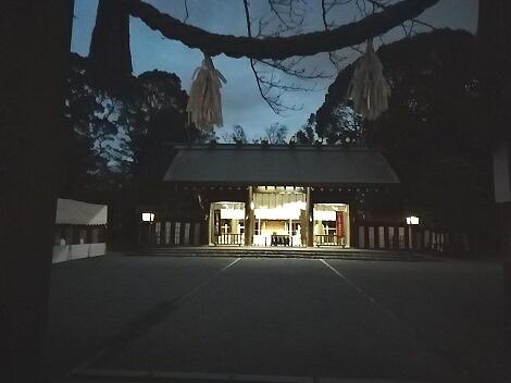 2018年11月伊勢山皇大神宮2