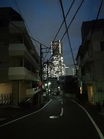 2018年11月伊勢山