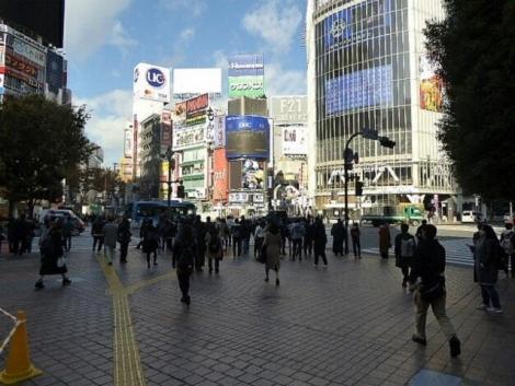 2018年11月渋谷1