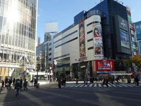 2018年11月渋谷2