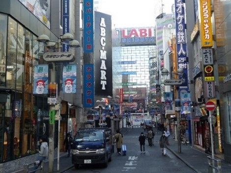 2018年11月渋谷7