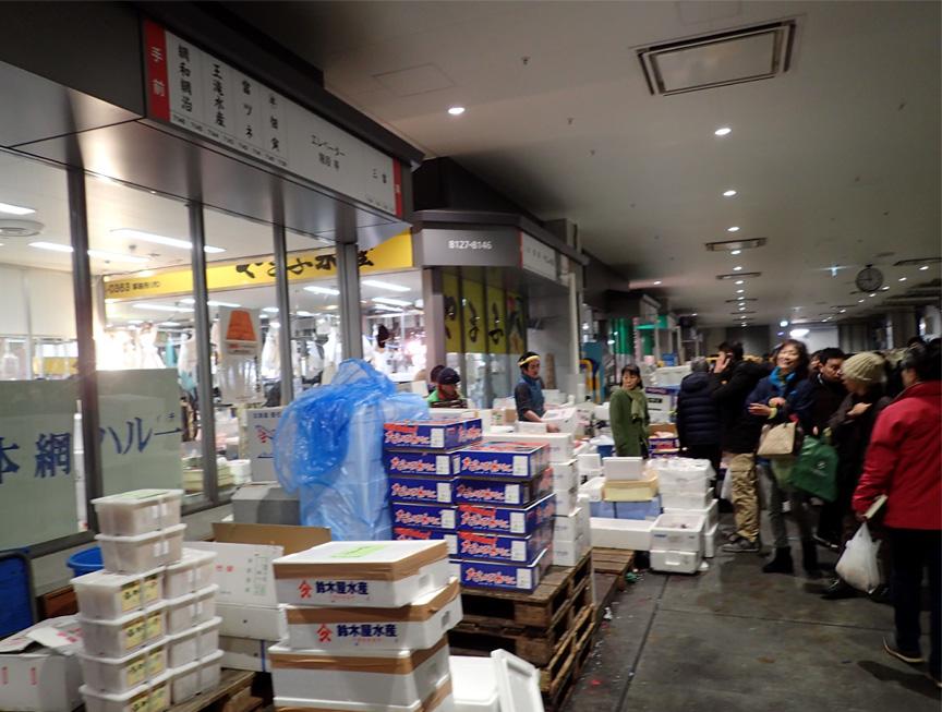 豊洲市場(7)