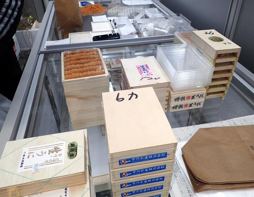 豊洲市場(13)