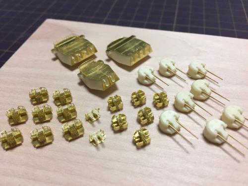 デューク オブ ヨーク 兵装製中 ◆模型製作工房 聖蹟