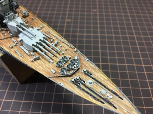 デューク オブ ヨーク エリコン20mm単装機関砲-1236 ◆模型製作工房 聖蹟