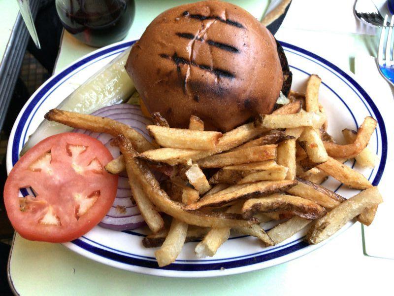 ニューヨークハンバーガー