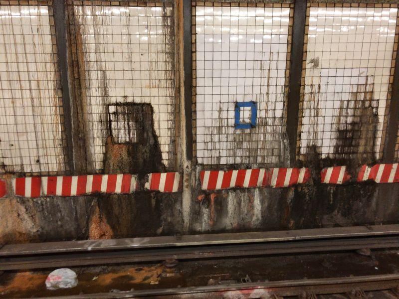 マンハッタン地下鉄