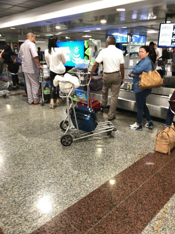 サントドミンゴ空港