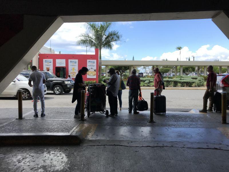サント・ドミンゴ空港