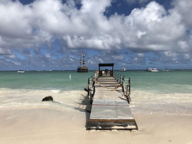 coral beach punta cana