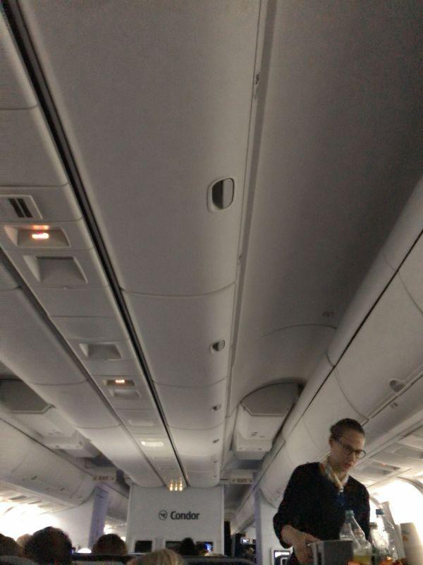 コンドル航空トラブル