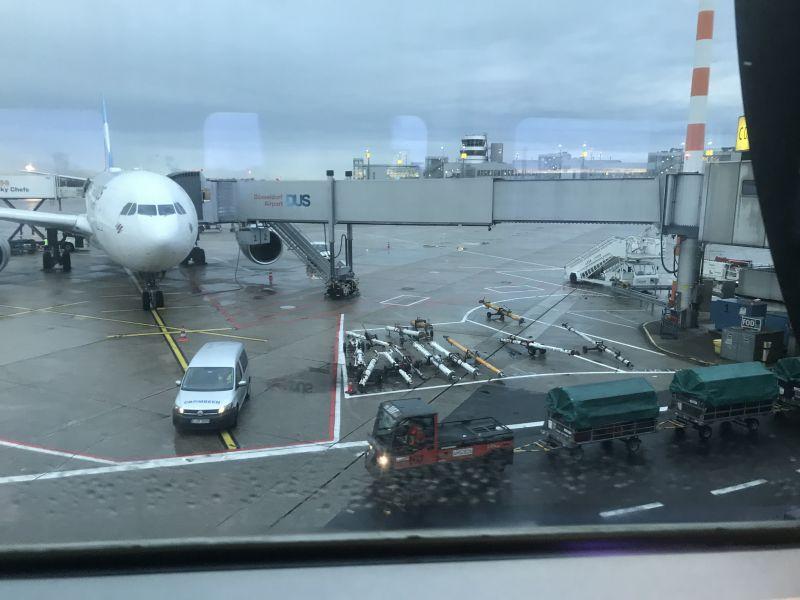デュッセルドルフ空港