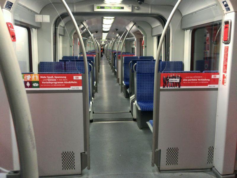 ドイツ近郊列車